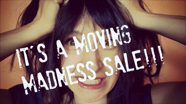 Another Moving Madness Sale at Bliss Beyond Naptime