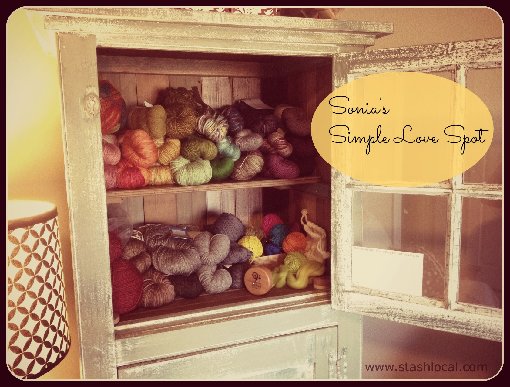 Simple Love Spot ~ Sonia Ruyts