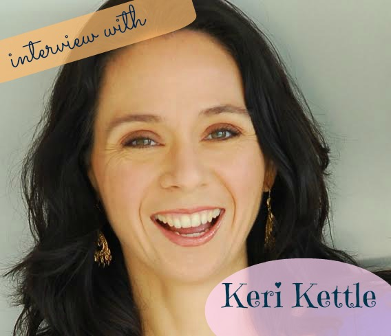 podcast episode #18 ~ Kerri Kettle