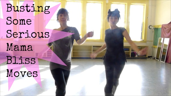 Fear Busting Moves