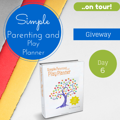 Simple Parenting and Play Planner