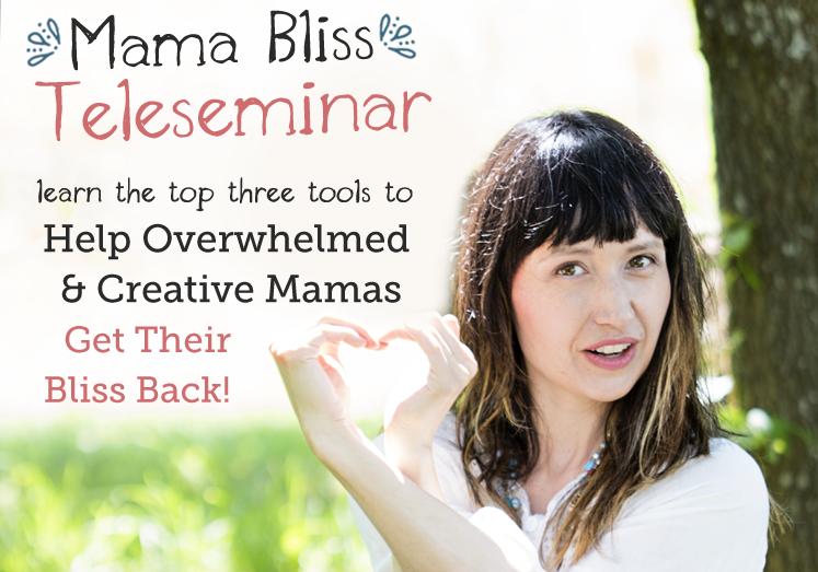 Mama Bliss Teleseminar