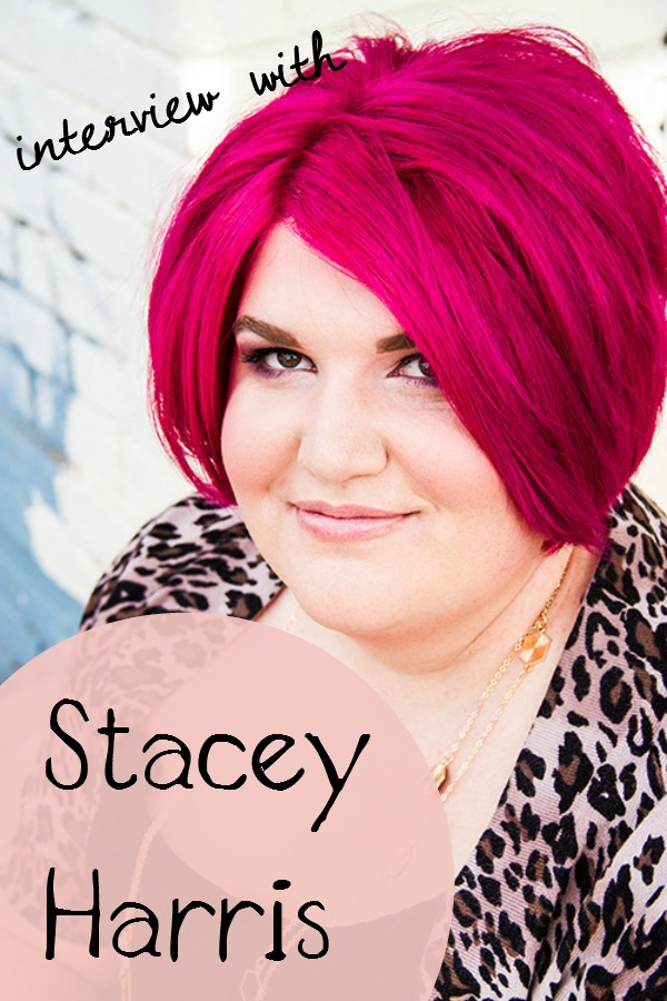 Bliss Beyond Naptime Podcast #37 - Stacey Harris