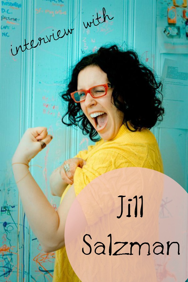 Podcast Episode #44 – Finding Jill Salzman of The Founding Moms