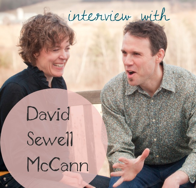 Podcast Episode #45 – Sparkle Stories' David Sewell McCann