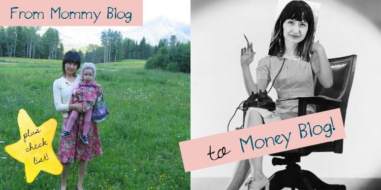 From Mommy Blog to Money Blog: My Blog to Biz Journey