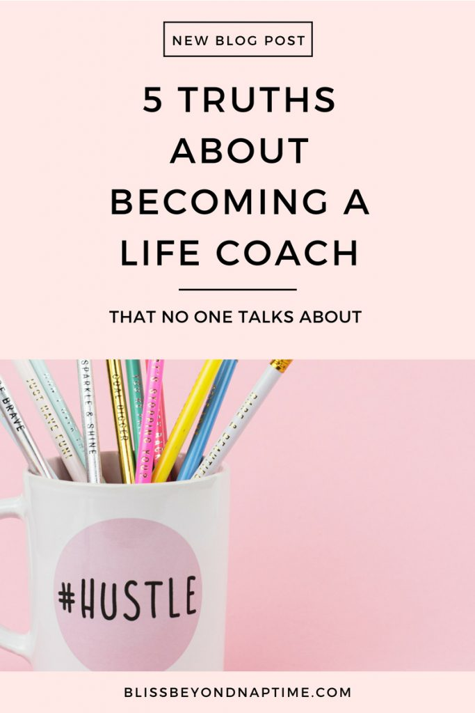 Five Truths About Becoming a Life Coaching Noone Talks About