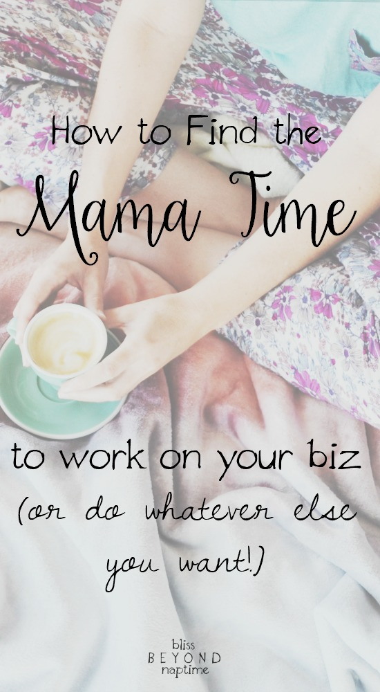 How to Find the Maam Time To Work On Your BIz