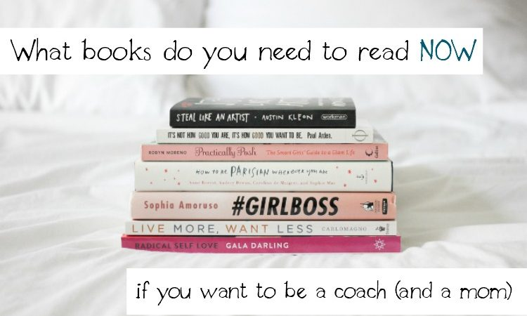 What Books You Need to Read Now If You Want to Be a Coach