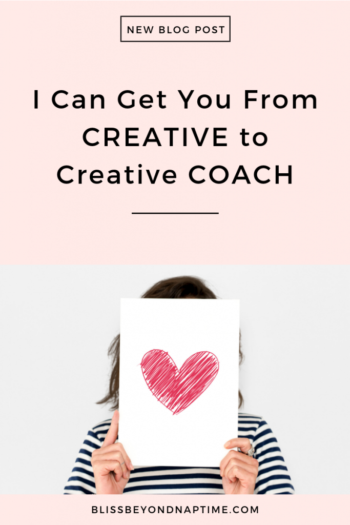 How I can help you take your creativity and turn it into a profitable caoching biz.
