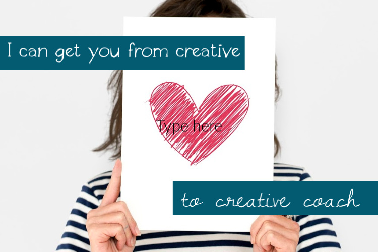 Go From Creative to Creative Coach
