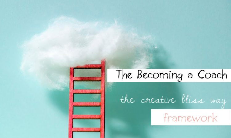 Coaching training with the Creative Bliss Coaching Framework