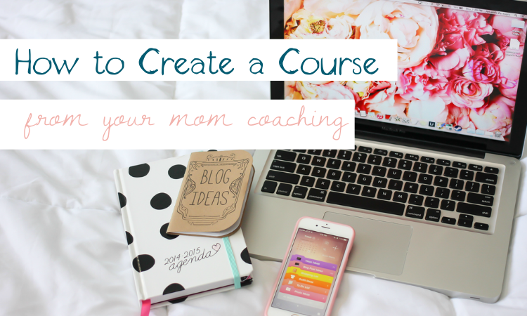 How to Create an Online Coach From Your One on One Coaching
